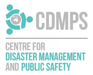 Centre for Disawster Management and Public Safety Logo
