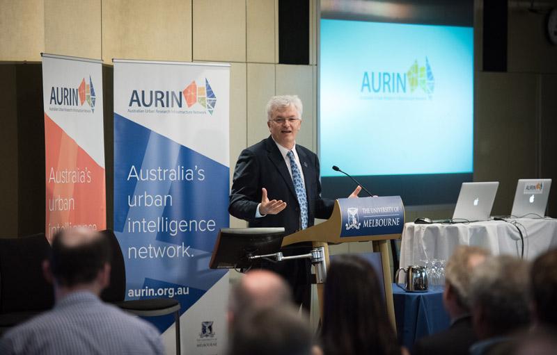 AURIN Launch - Prof Glyn Davis