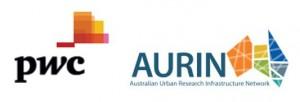 PwC AURIN logos