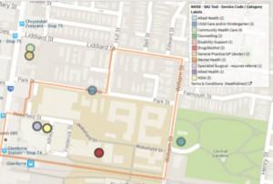 health map