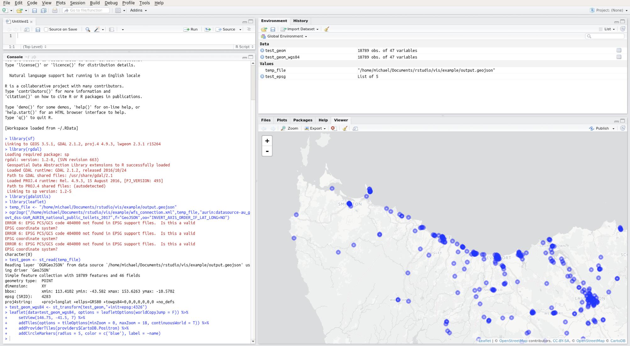 AURIN Open API and R – AURIN  Australian Urban Research
