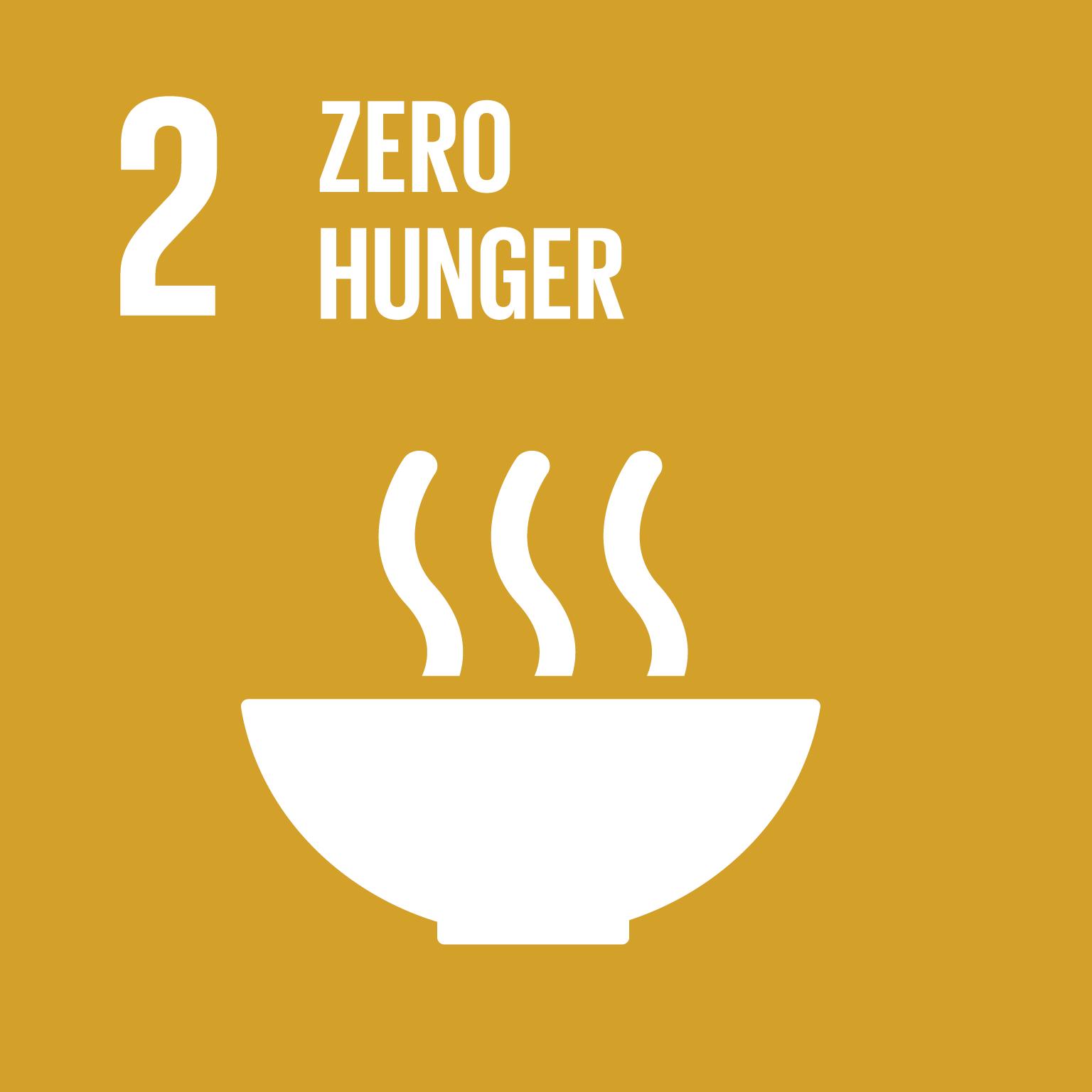 SDG 2 - Zero Hunger